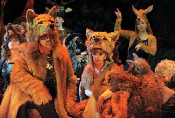 Купить билеты в театр кошек