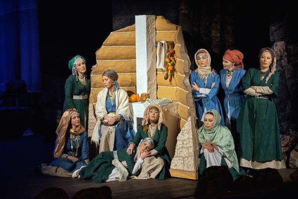 Театр этнографический афиша самарская площадь театр самара официальный сайт билеты