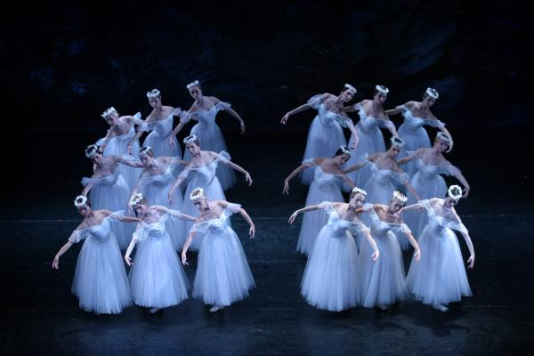 Giselle. Theater