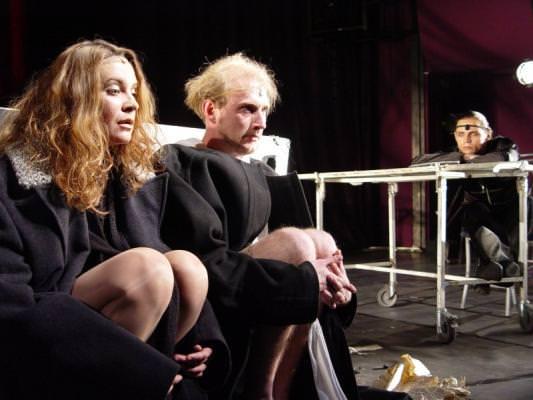 Театр виктюка афиша на ноябрь забронировать билет в кино норде