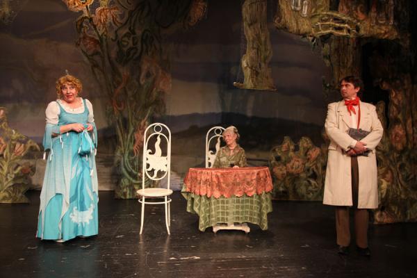 Театр глас афиша сентябрь театр куклачева билеты и представления