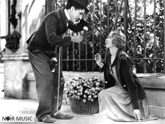 Чаплина живой подарок